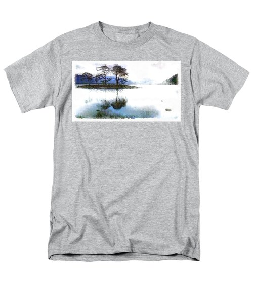 Dream Island Men's T-Shirt  (Regular Fit) by Mario Carini