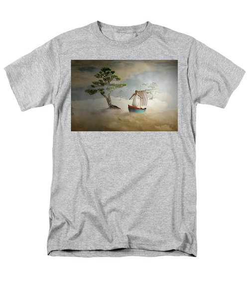 Dreaming High Men's T-Shirt  (Regular Fit) by Nathan Wright