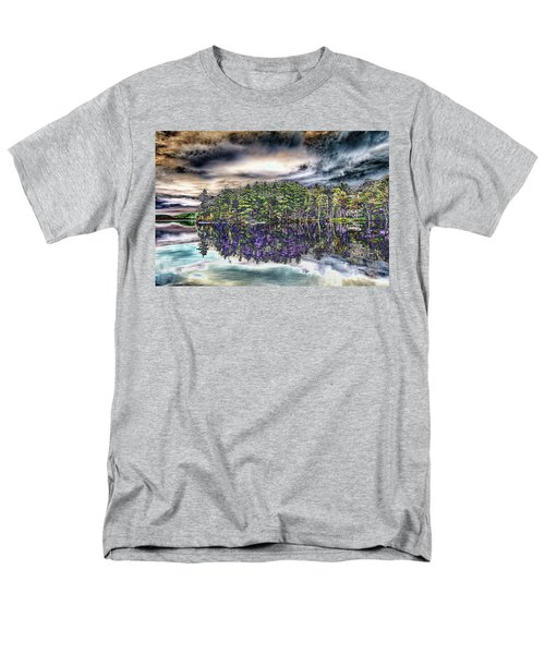 Dreaming Of The Past Men's T-Shirt  (Regular Fit) by Daniel Hebard