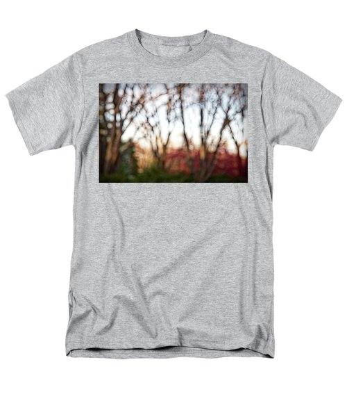 Men's T-Shirt  (Regular Fit) featuring the photograph Dreamy Fall Colors by Susan Stone