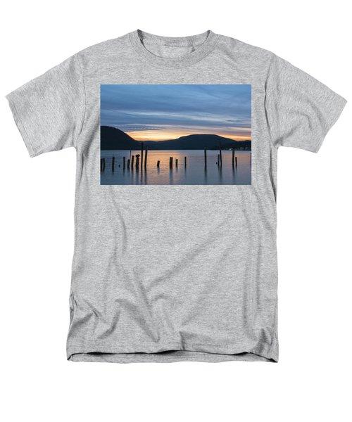 Dusk Sentinels Men's T-Shirt  (Regular Fit) by Angelo Marcialis