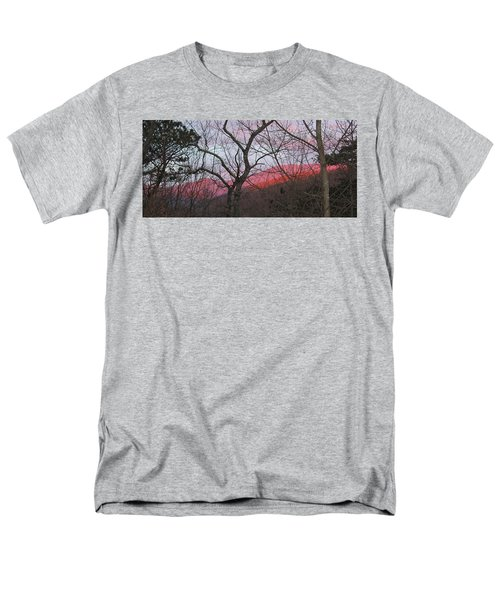 Early Spring Sunrise Men's T-Shirt  (Regular Fit) by Tammy Schneider