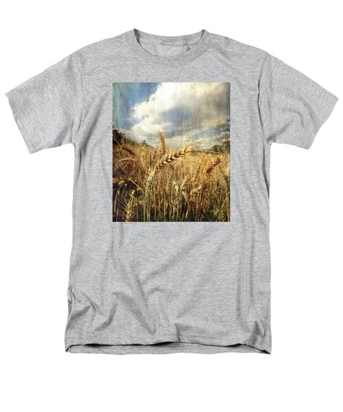 Ears Of Corn Men's T-Shirt  (Regular Fit) by Vittorio Chiampan