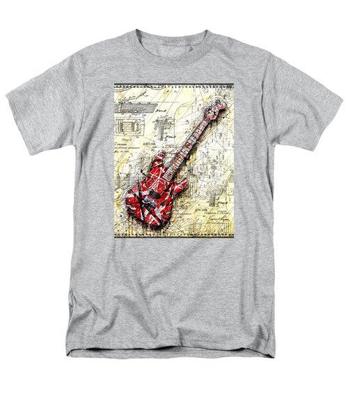 Eddie's Guitar 3 Men's T-Shirt  (Regular Fit)