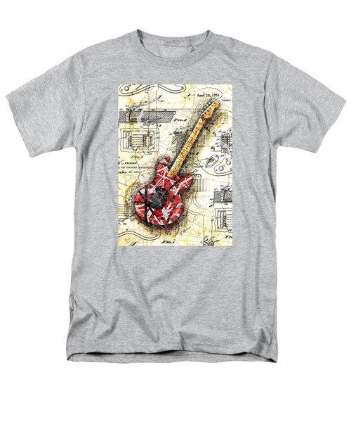 Eddie's Guitar II Men's T-Shirt  (Regular Fit)