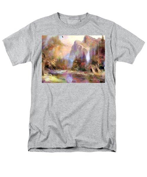 Eden Men's T-Shirt  (Regular Fit) by Wayne Pascall