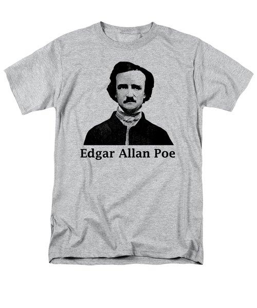 Edgar Allan Poe Men's T-Shirt  (Regular Fit) by War Is Hell Store
