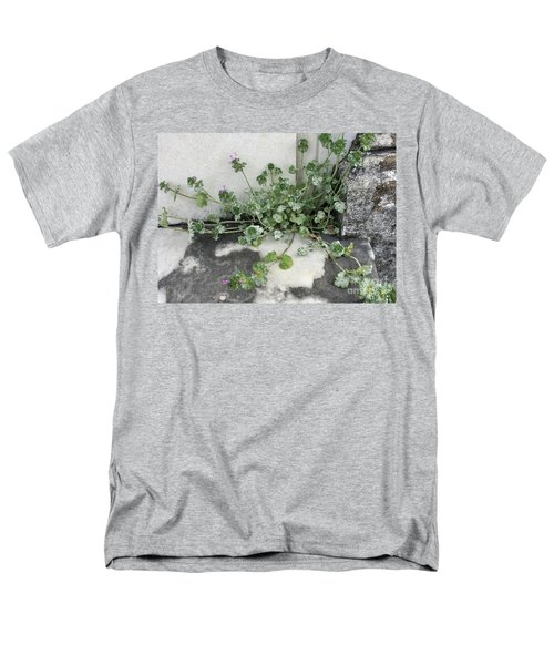 Men's T-Shirt  (Regular Fit) featuring the painting Emergence by Kim Nelson