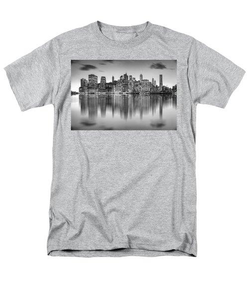 Enchanted City Men's T-Shirt  (Regular Fit) by Az Jackson