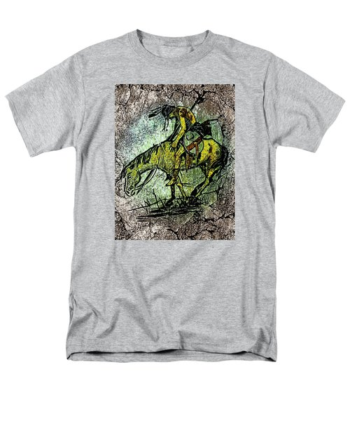 End Of The Trail 2 Men's T-Shirt  (Regular Fit) by Ayasha Loya