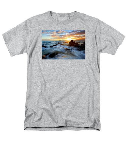 Endless Ocean Men's T-Shirt  (Regular Fit)