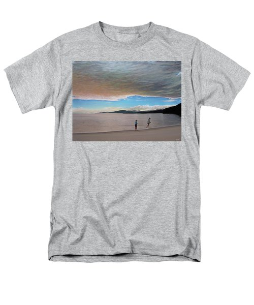 English Bay Vancouver Men's T-Shirt  (Regular Fit) by Kenneth M  Kirsch