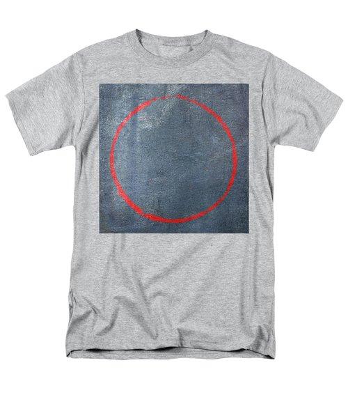 Men's T-Shirt  (Regular Fit) featuring the digital art Enso 2017-14 by Julie Niemela