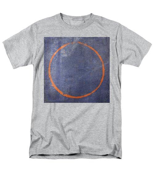 Men's T-Shirt  (Regular Fit) featuring the digital art Enso 2017-25 by Julie Niemela