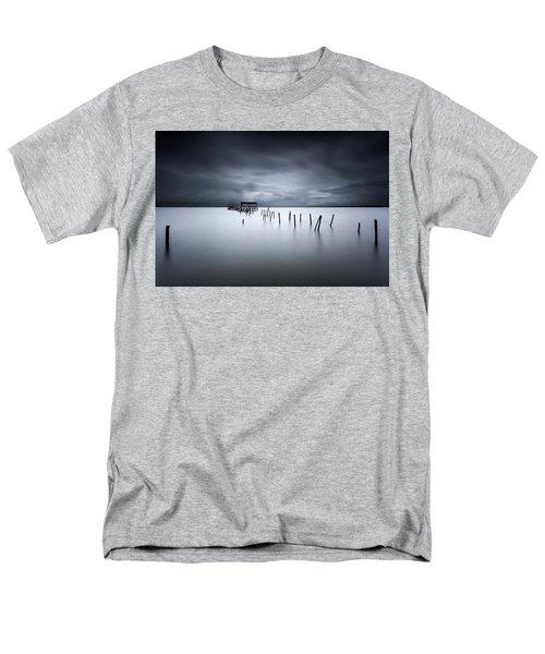 Equilibrium Men's T-Shirt  (Regular Fit) by Jorge Maia