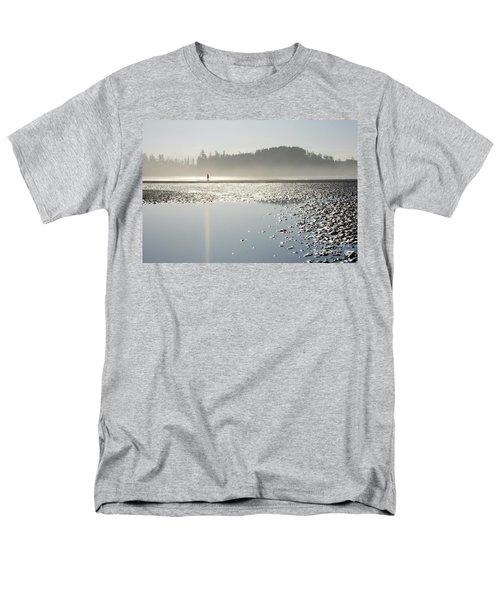 Ethereal Reflection Men's T-Shirt  (Regular Fit)