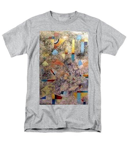 Euclidean Perceptions Men's T-Shirt  (Regular Fit) by Bernard Goodman