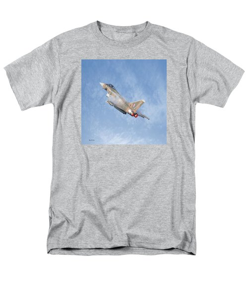 Men's T-Shirt  (Regular Fit) featuring the photograph Eurofighter by Roy McPeak