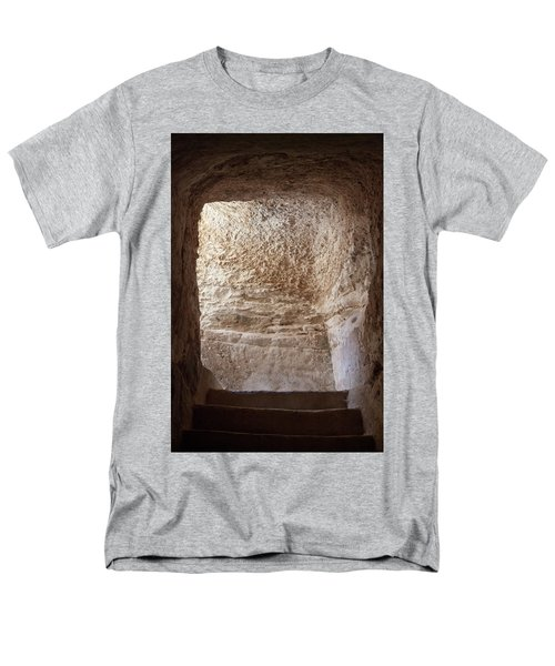 Exit To The Light Men's T-Shirt  (Regular Fit) by Yoel Koskas