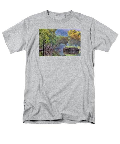 Fallen Giants Men's T-Shirt  (Regular Fit) by Robert Charity