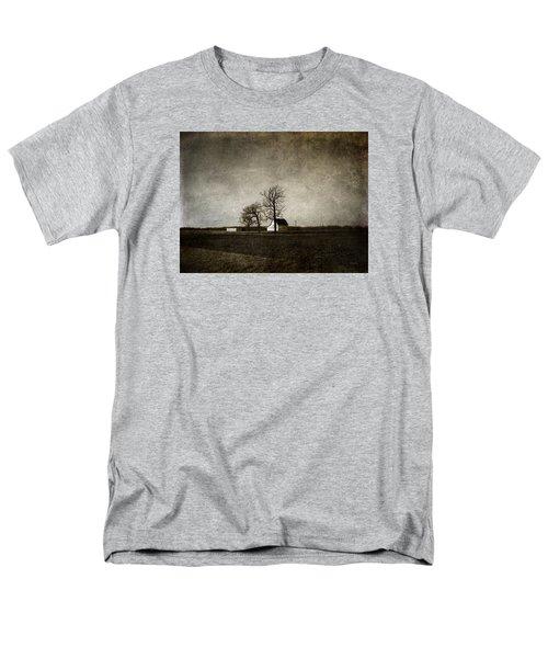 Farm Men's T-Shirt  (Regular Fit) by Cynthia Lassiter