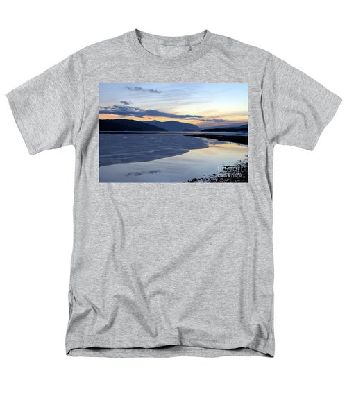 February At Dusk 5 Men's T-Shirt  (Regular Fit) by Victor K