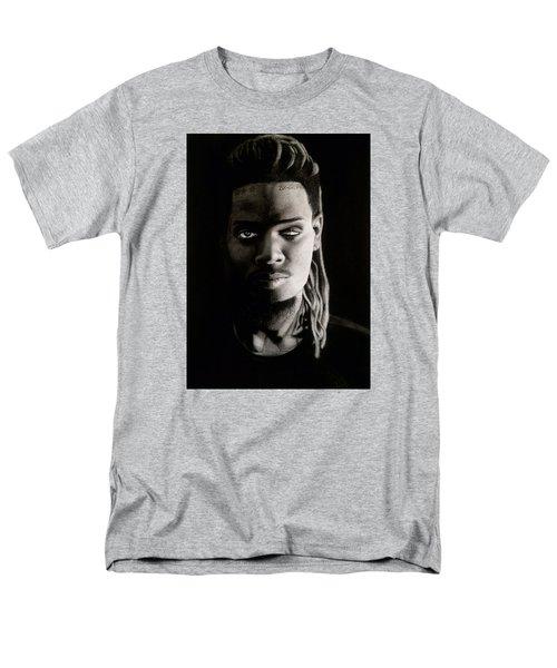 Fetty Wap Drawing Men's T-Shirt  (Regular Fit) by Angelee Borrero