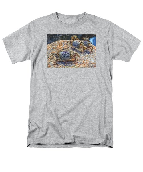 Fiddler Crabs Men's T-Shirt  (Regular Fit) by Constantine Gregory