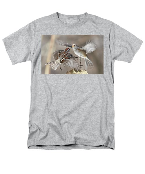 Fight Club Men's T-Shirt  (Regular Fit) by Mircea Costina Photography