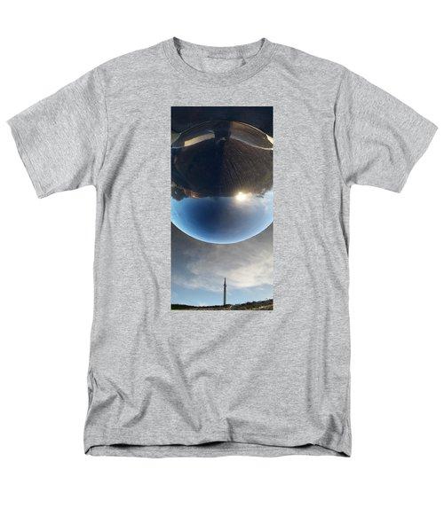 Final Frontier Men's T-Shirt  (Regular Fit) by Paul Moss