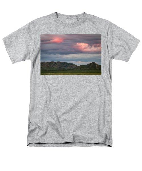 Glow In Clouds Men's T-Shirt  (Regular Fit) by Hitendra SINKAR