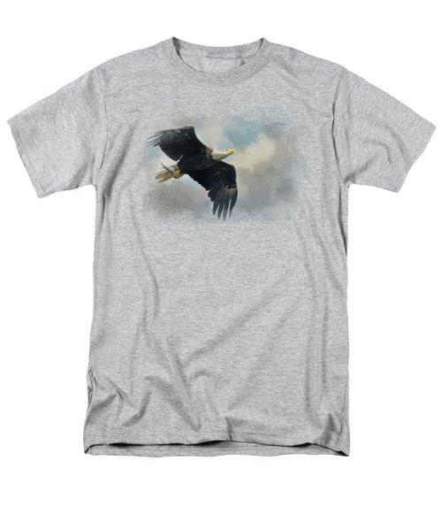 Fish In The Talons Men's T-Shirt  (Regular Fit) by Jai Johnson