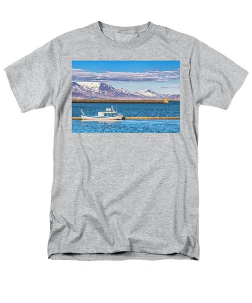 Fishing Men's T-Shirt  (Regular Fit) by Wade Courtney
