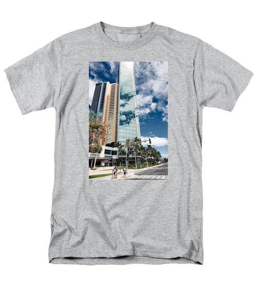 Fla-150531-nd800e-25121-color Men's T-Shirt  (Regular Fit) by Fernando Lopez Arbarello