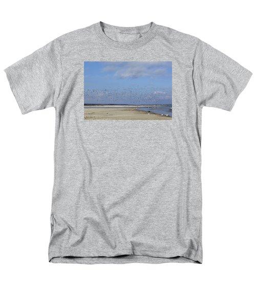 Flight Men's T-Shirt  (Regular Fit) by Tammy Schneider