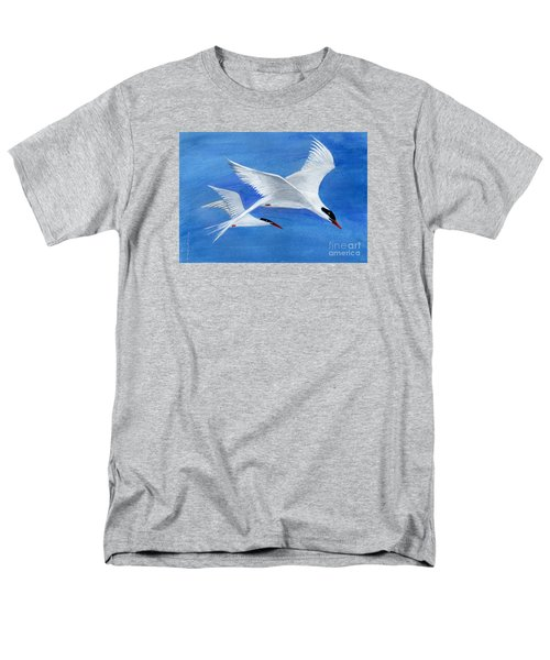 Flight - Painting Men's T-Shirt  (Regular Fit) by Veronica Rickard