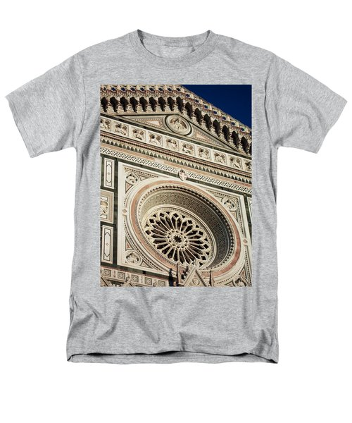 Men's T-Shirt  (Regular Fit) featuring the photograph Florence by Silvia Bruno