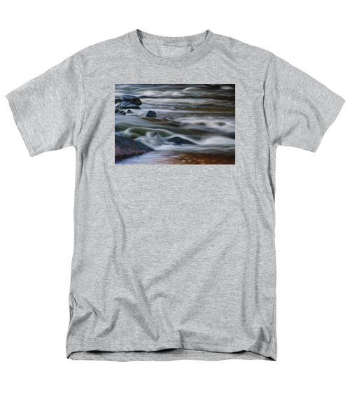Fluid Motion Men's T-Shirt  (Regular Fit) by Steven Richardson