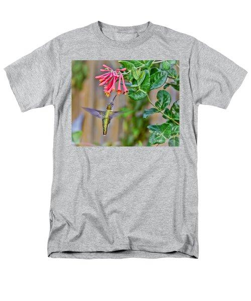 Flying Jewel Men's T-Shirt  (Regular Fit) by Kerri Farley