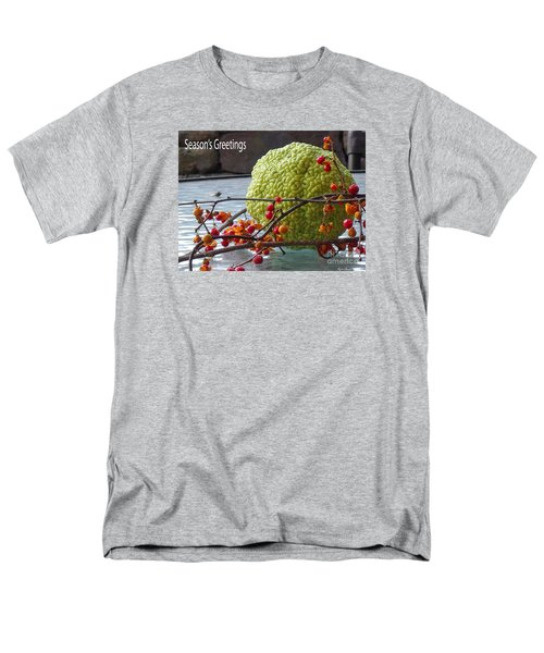 Men's T-Shirt  (Regular Fit) featuring the photograph For The Birds by Lyric Lucas