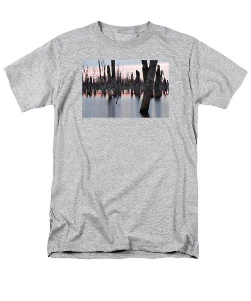 Forest In The Water Men's T-Shirt  (Regular Fit) by Jennifer Ancker