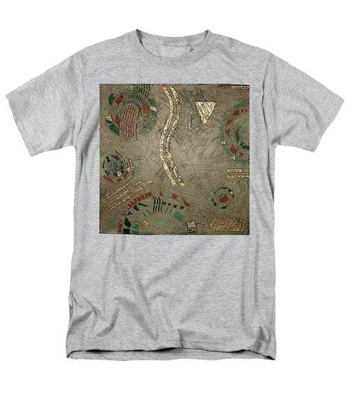 Fragments From Atlantis Men's T-Shirt  (Regular Fit) by Bernard Goodman