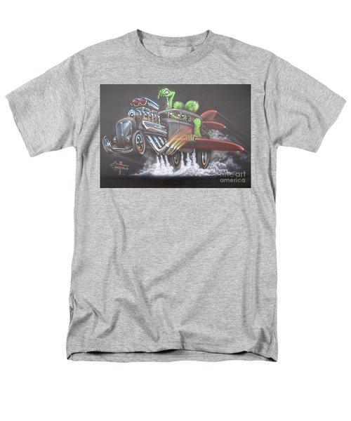 Freakwentflying Men's T-Shirt  (Regular Fit) by Alan Johnson