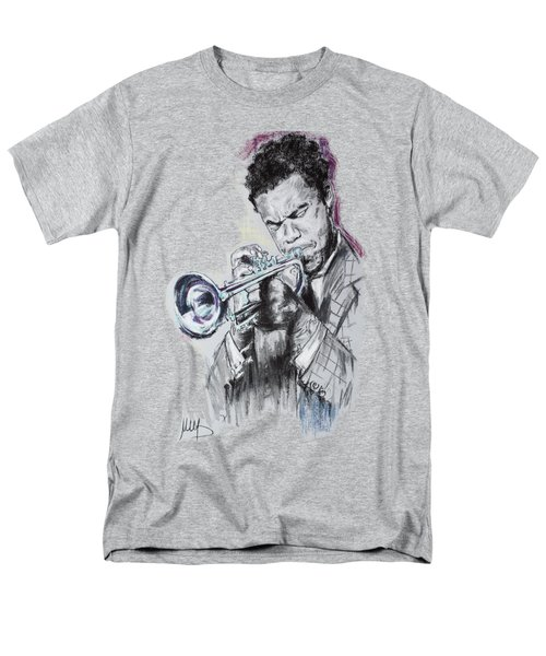 Freddie Hubbard Men's T-Shirt  (Regular Fit) by Melanie D