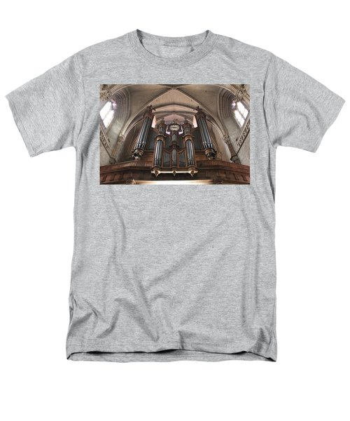 French Organ Men's T-Shirt  (Regular Fit) by Christin Brodie