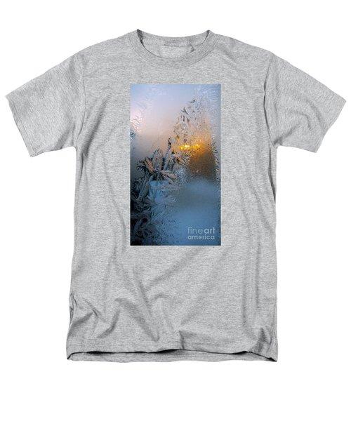 Frost Warning Men's T-Shirt  (Regular Fit) by Pamela Clements