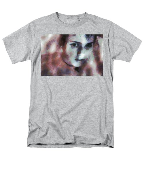 Full Of Expectation Men's T-Shirt  (Regular Fit) by Gun Legler