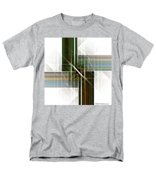 Future  Buildings Men's T-Shirt  (Regular Fit) by Thibault Toussaint