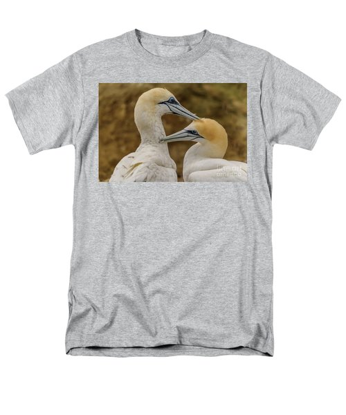 Gannets 4 Men's T-Shirt  (Regular Fit) by Werner Padarin