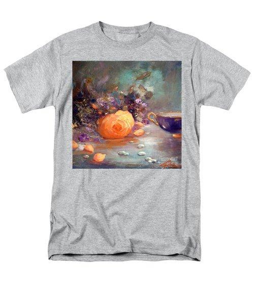 Garden Flowers Men's T-Shirt  (Regular Fit)